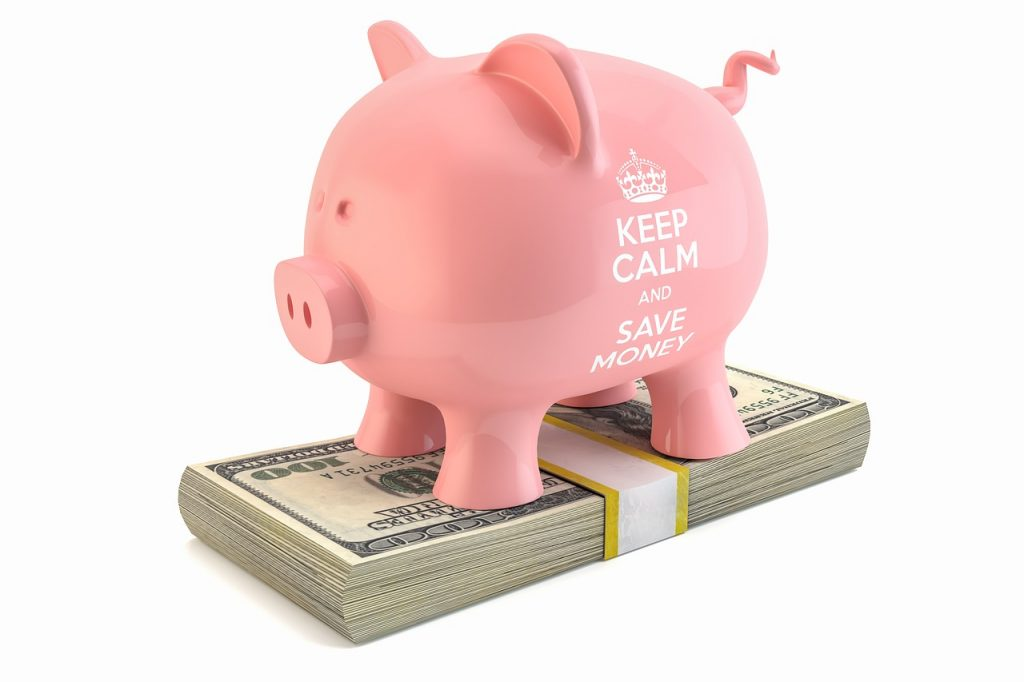 Fundo de reserva e conta bancária