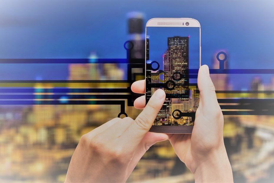 edifícios inteligentes e a Internet das coisas