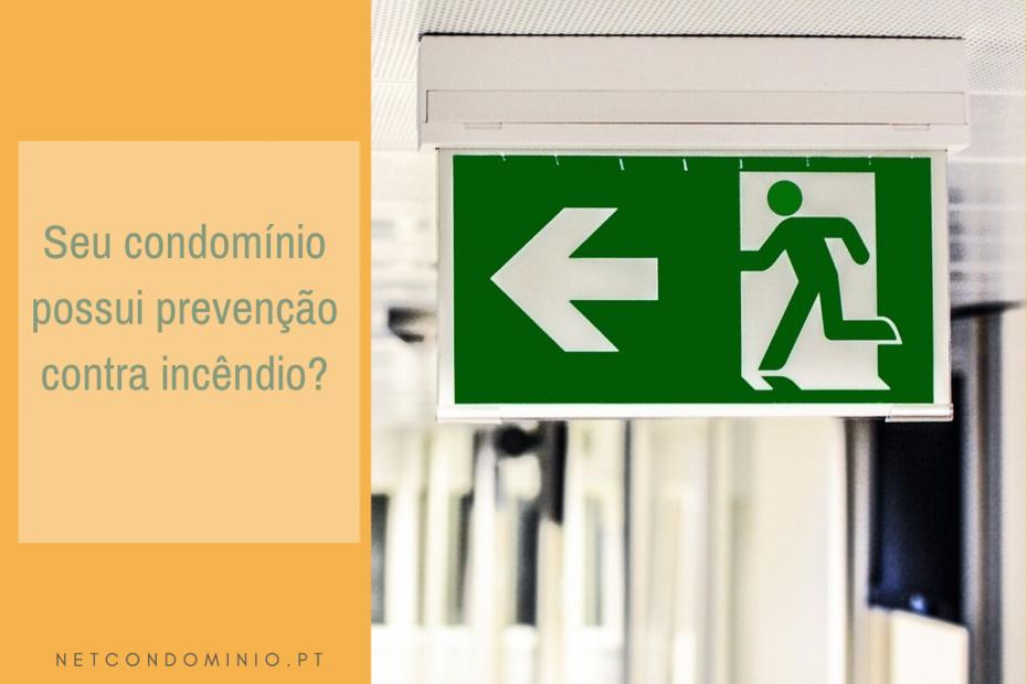 prevenção contra incêndio