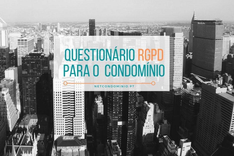RGPD PARA O CONDOMINIO